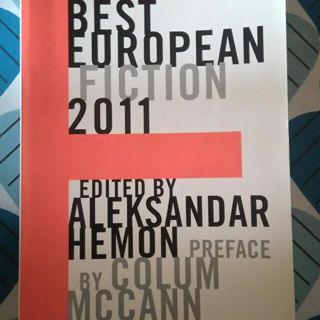 👼repriced👼 Best European Fiction 2011