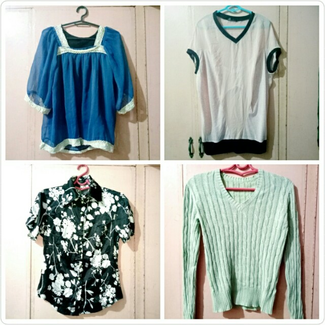 Blouse Bundle for P150 ONLY