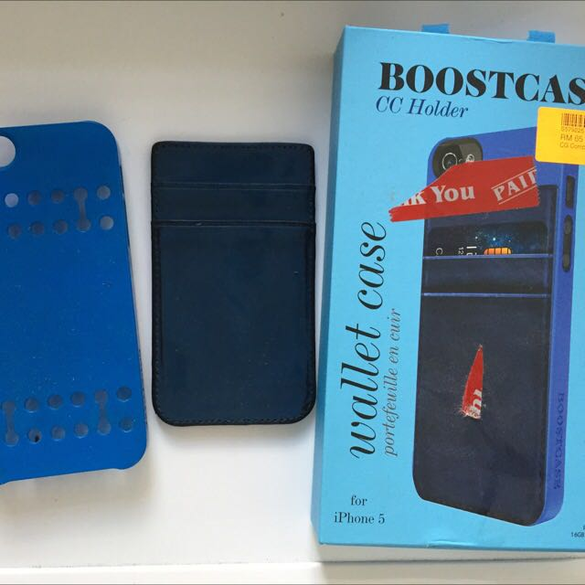 Boostcase Iphone 5S 5 phone case cover casing