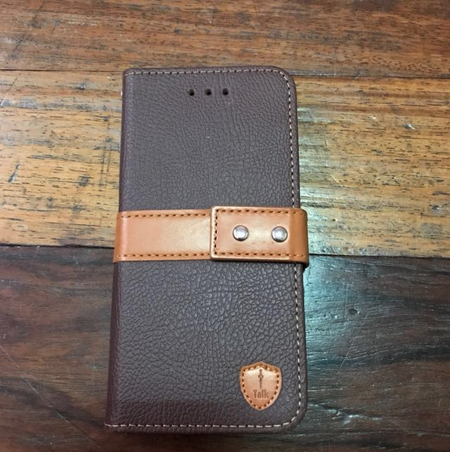 Brown Iphone 6 flipcover from Korea