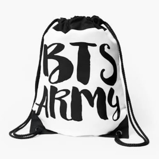 BTS String Bag