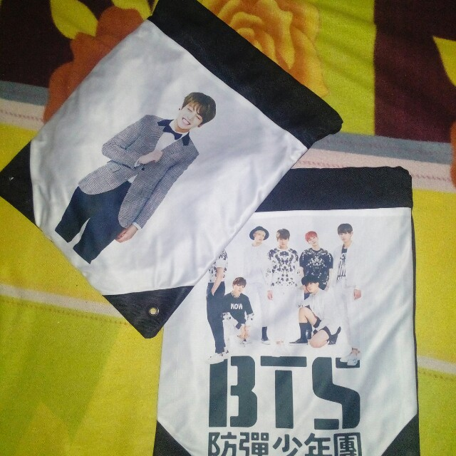 BTS String Bags