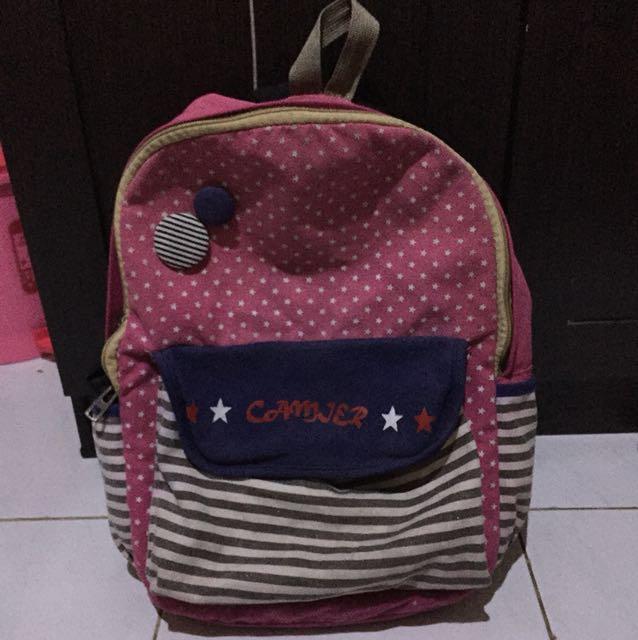 Camier macaroon bag