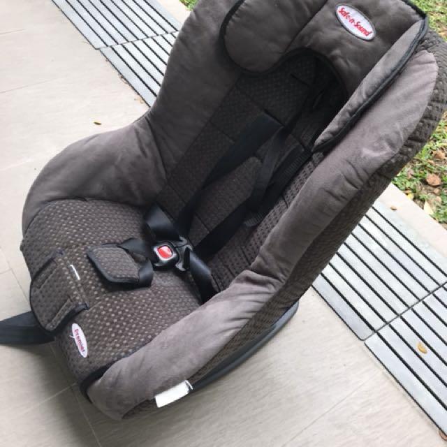 Car seat - Safe n sound premier 2014 model on Carousell