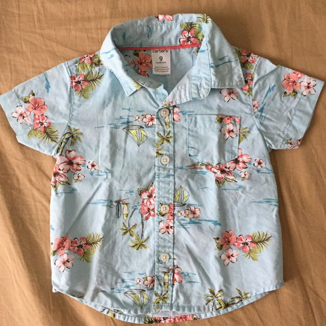 Carters Baby Shirt