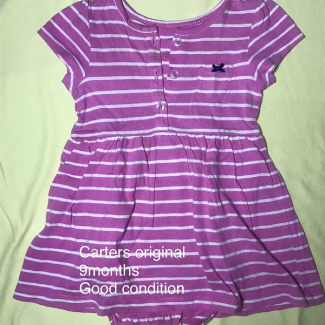Carters original dress jumper (preloved)