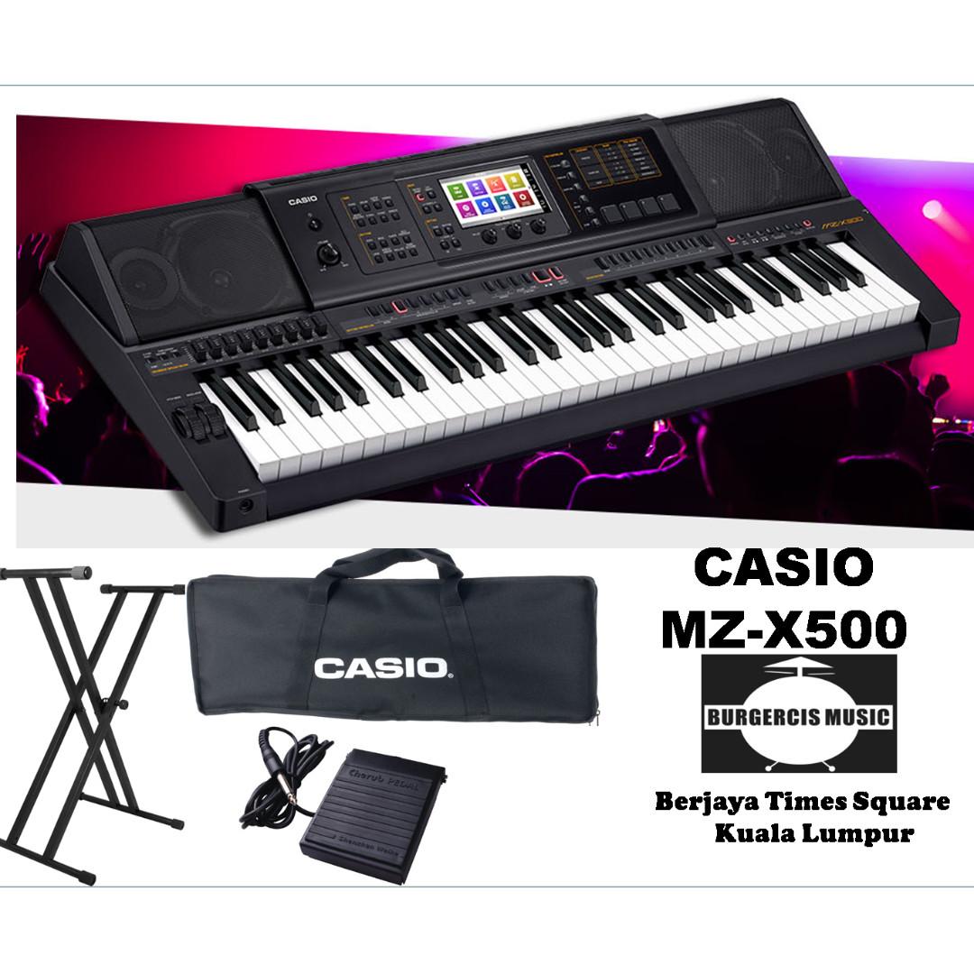 913de8a9c5e5 CASIO MZ-X500 MZ X500 KEYBOARD