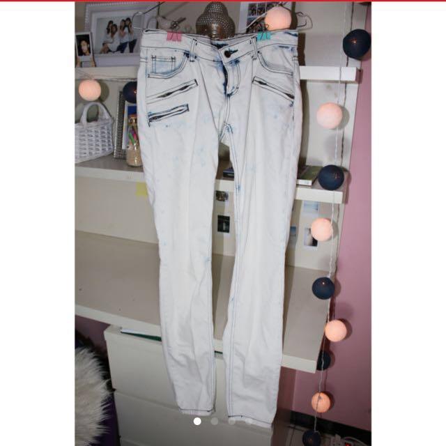 celana jeans bershka