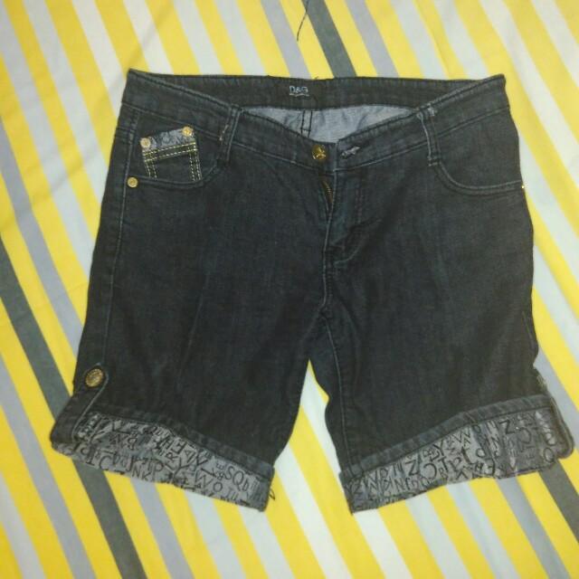 Celana Jeans D&G