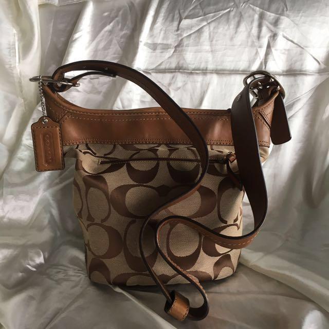 COACH BAG (REPRICED)