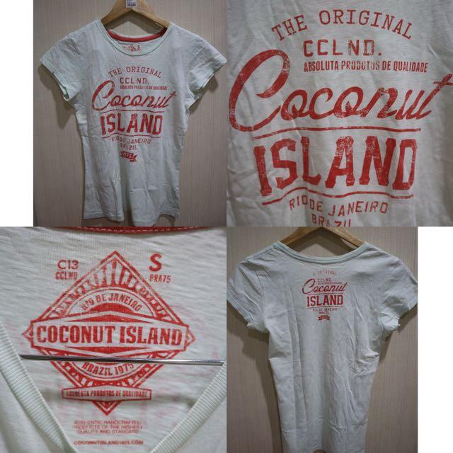 Coconut Island Tosca Top