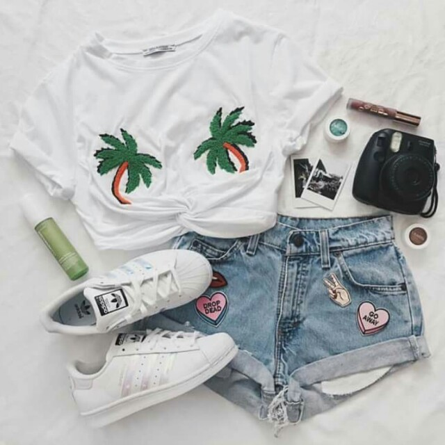 Coconut twisted croptop