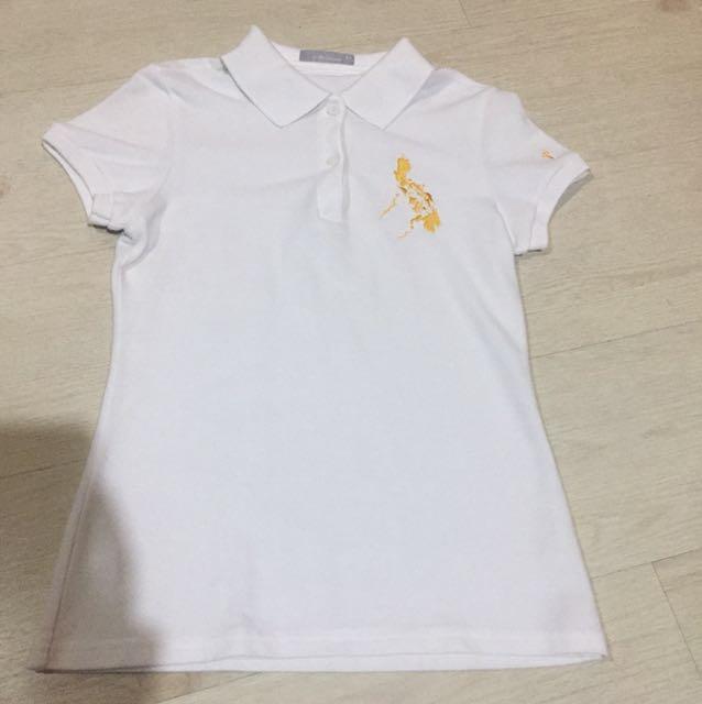 Collezione Pilipinas polo shirt