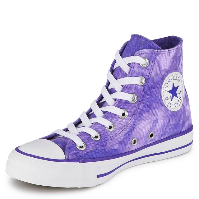 70b08c708199 Converse Chuck Taylors All Star - Tie Dye Hi-Top Trainers
