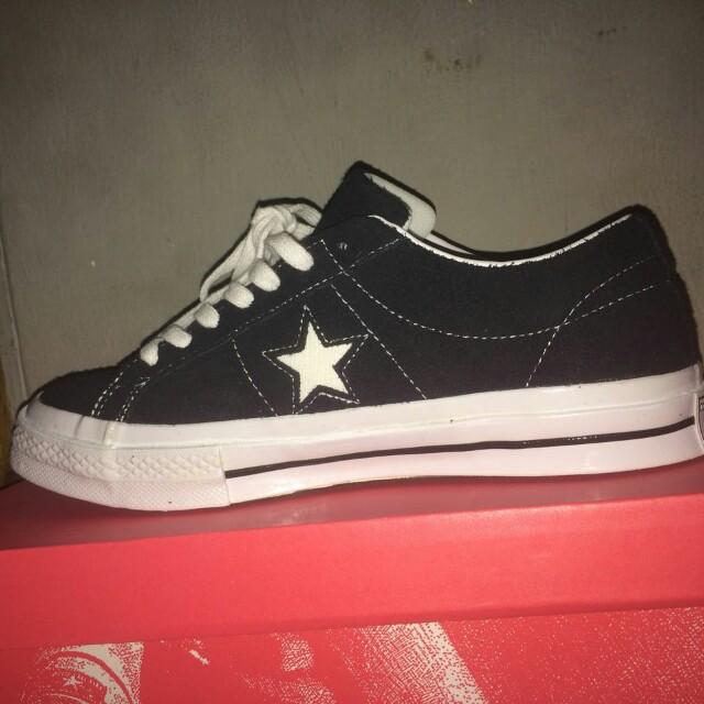 Converse one star original 46ace78386