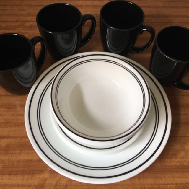 photo photo photo photo photo & Corelle Vitrelle Break u0026 Chip Resistant Dinnerware