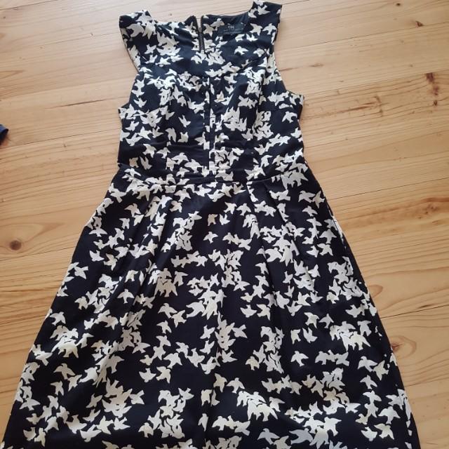 Cue bird dress 10
