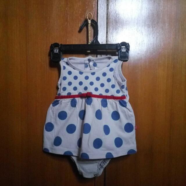 Dress motif uk. 6m