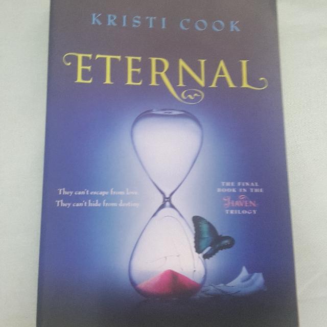 Eternal (3rd book of Haven series)