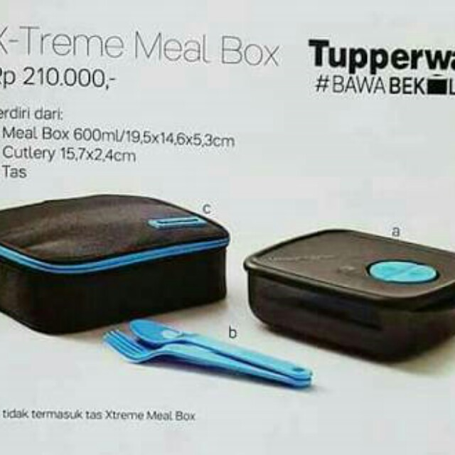 Extreme mealbox
