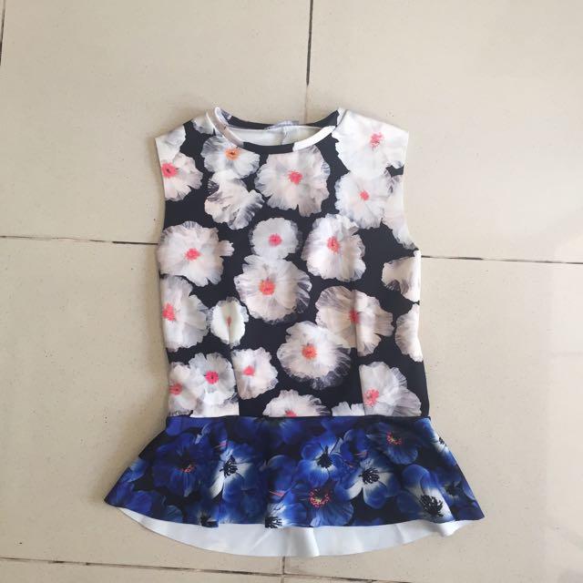 """Flower shirt """"ZARA"""""""