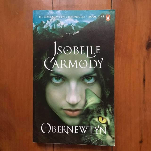 """Free with any purchase over $10 / """"Obernewtyn"""" by Isobelle Carmody"""