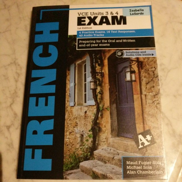 French A+ EXAM