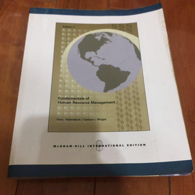fundamentals of human resource management#雙十一大出清