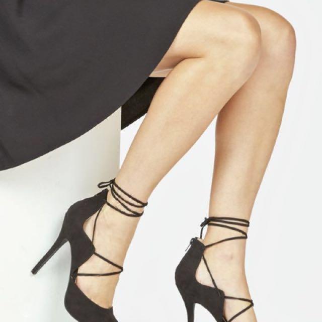 Gaelania Heels (size 7.5)
