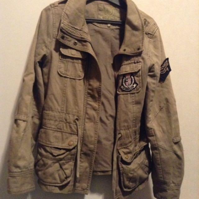Glassons army jacket