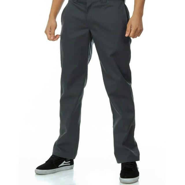 Gray Dickies Pants