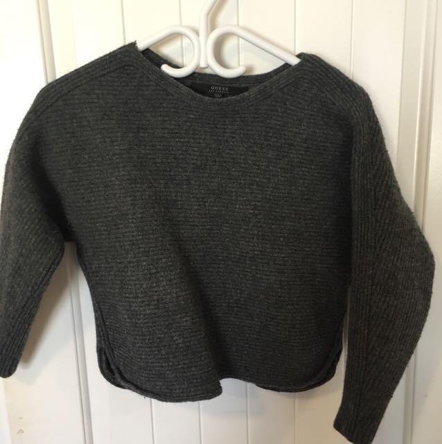 Guess Wool Sweater (XXS)
