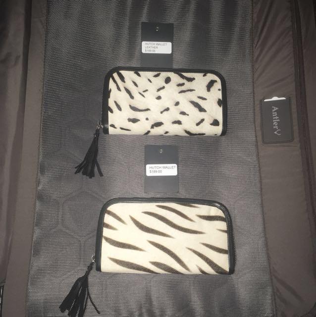 Halo & Hatch purses