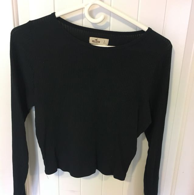 Hollister Long Sleeved Tshirt (L)