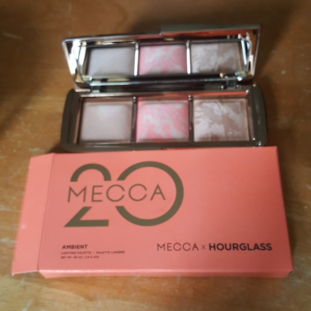 Marvelous Hourglass X Mecca Ambient Lighting Palette, Health U0026 Beauty, Makeup On  Carousell Good Looking