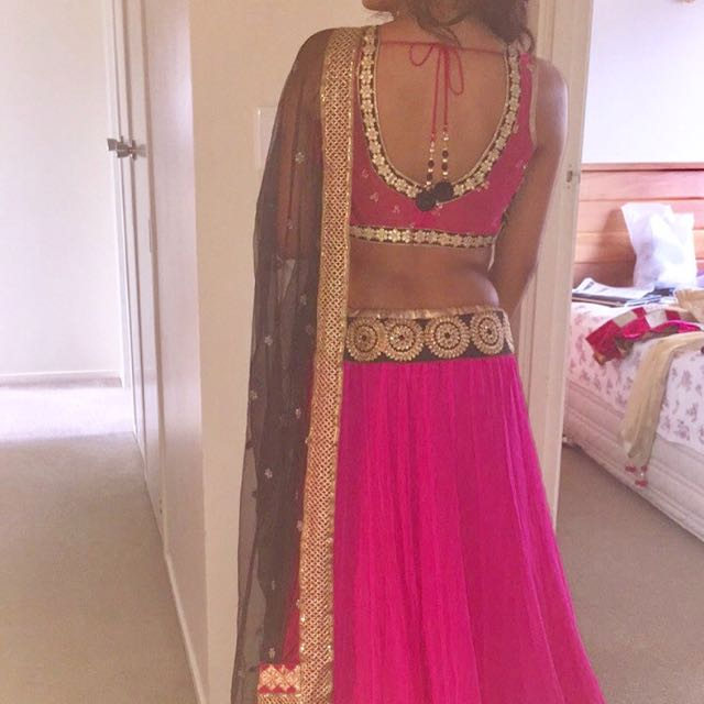 Indian lehenga