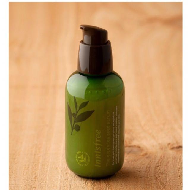 Inisfree The Green Tea Seed - serum
