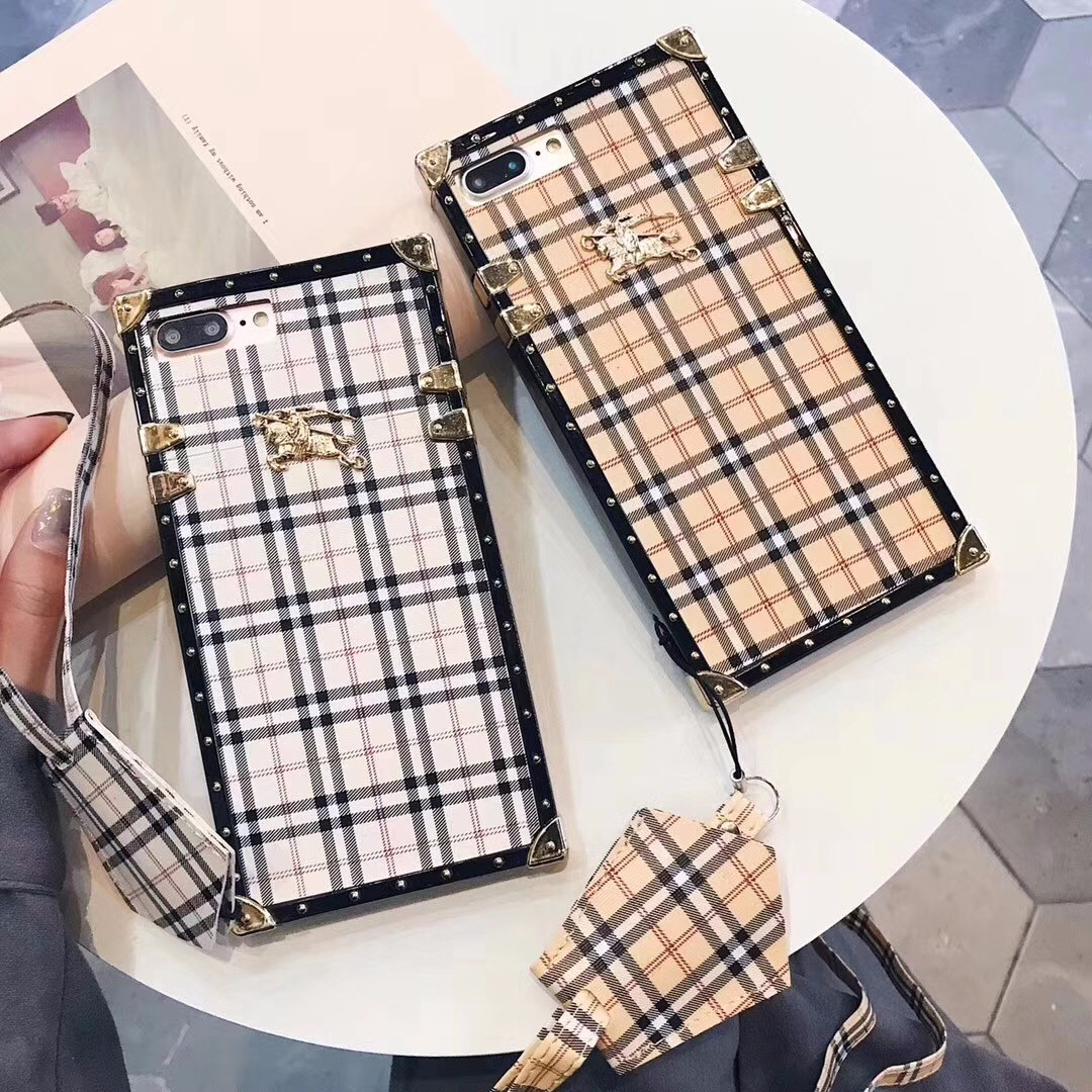 Burberry Iphone X Case