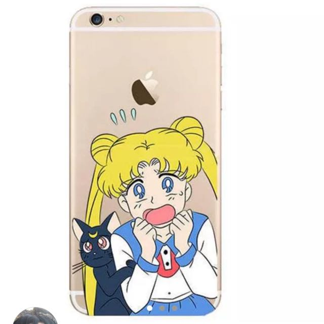 iPhone 6s Plus sailor moon case