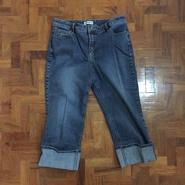 Jones & Co. Jeans (Size 8)