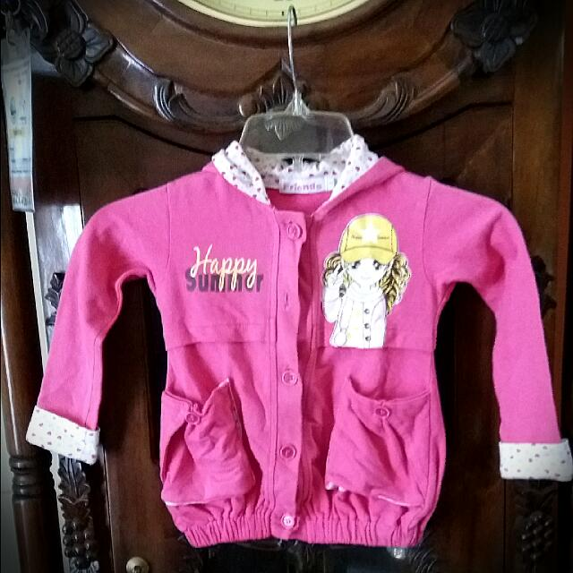 Just Friend Pink Jacket..