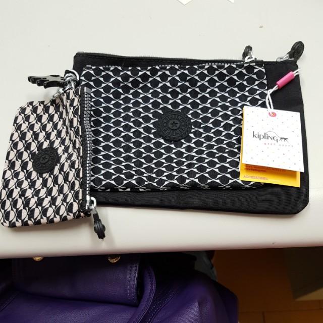 Kipling 小袋 零錢包