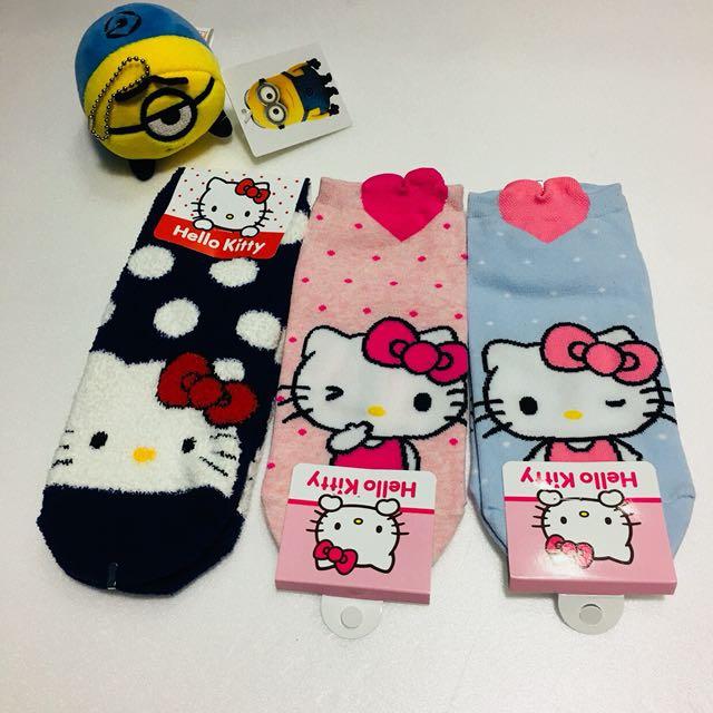 Kitty 毛毛襪 一般的45