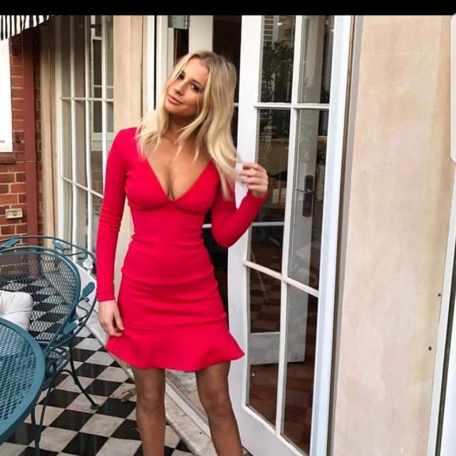 Kookai Thassia Dress Size 38/10