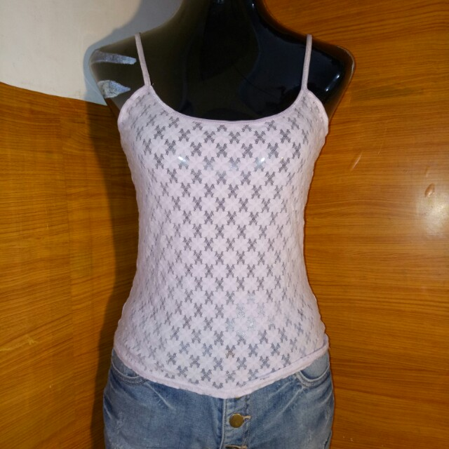 Laced String blouse