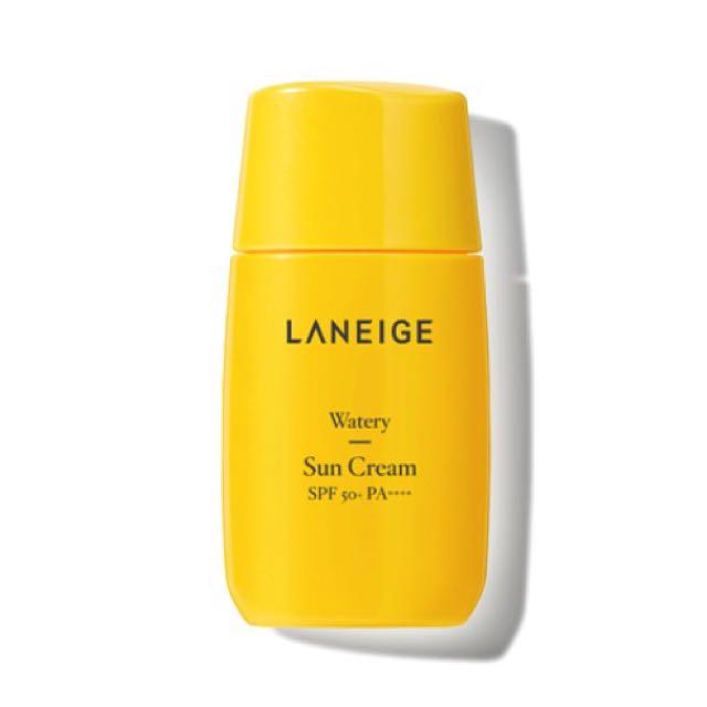Laneige - Watery Sun Cream SPF 50+ PA ++++