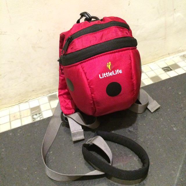 LittleLife 瓢蟲造型 兒童輕背包