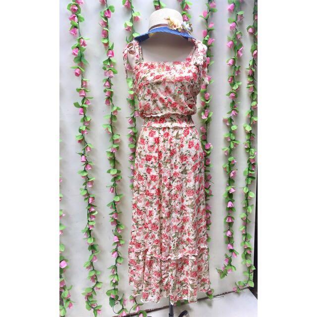 Liz Lisa Inspired Dress