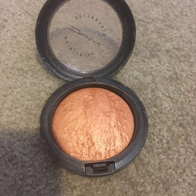 Mac gold deposit highlighter