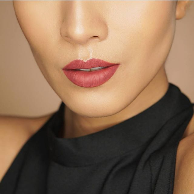 Make Over Intense Matte Lip Cream - Shade 009 Posh, Kesehatan & Kecantikan, .